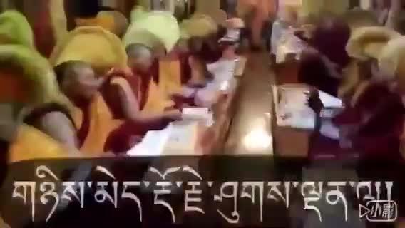 It is Tsunmo Nunnery in Tibet. This nunnery all practise Dorje Shugden.