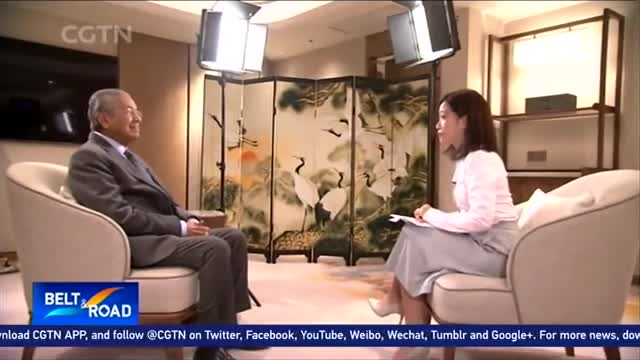 Our Malaysian Prime Minister Dr. Mahathir speaks so well, logically and regarding our country's collaboration with China for growth. It is refreshing to listen to Dr. Mahathir's thoughts. He said our country can look to China for many more things such as technology and so on. Tsem Rinpoche